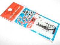 ロデオクラフト フック・ジグヘッド - RCジグヘッド - 0.3g フックサイズ#6 タイプD