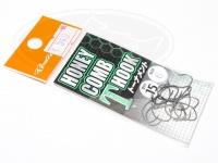 ロデオクラフト シングルフック - ロデオクラフト ハニカムTフックトーナメント フッ素コート  #6