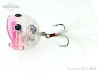 ザクトクラフト おちぱっくん -  #O-B10 ラメラメピンクマウス 31mm 13g