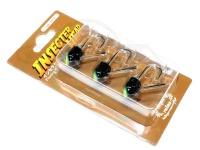 レイン インセクターヘッド - バレットタイプ #03 ブラック -