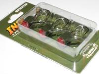 レイン インセクターヘッド -  #グリーンパンプキン ポッパー