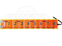 レイン レインズメジャー - 80 #オレンジ/イエロー 全長80cm