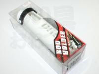 ドレス ロッドホルダー -  #ホワイト 全長190mm 幅60mm 内径42mm