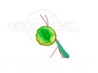 シーフロアコントロール アンモナイト - コンプリート #ゴールドグリーン ジャムフックライト1/0 80g