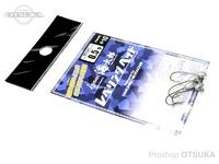 一誠 海太郎 フック・ジグヘッド - レベリングヘッド - 0.5g フック#10