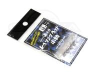 一誠 海太郎 フック・ジグヘッド - レベリングヘッド小針 - 小鈎 1.0g フック#12