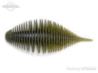 ジークラック ベローズギル -  2.8インチ #023 グリパン/ブルーF 2.8インチ エコタックル認定