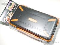 ジークラック ジークラタンク - チェスト #ブラック×オレンジ XLサイズ