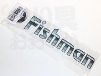 フィッシュマン ステッカー -  #フィッシュマン 20×6
