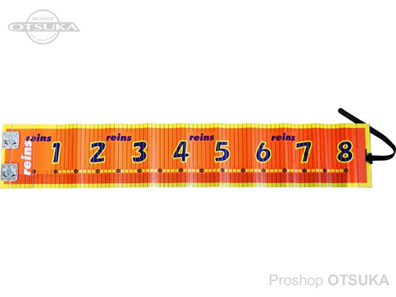レイン レインズメジャー レインズメジャー80 全長80cm #オレンジ/イエロー