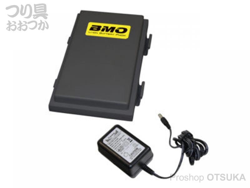 ビーエムオージャパン ホンデックス魚探用バッテリーパック BM-PS-SET 2.9Ah 電圧11V 専用チャージャー付き