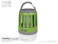 モンタージュ 殺虫カラビナライト - HAC2176 単4電池×3本使用(別売り) 重量190g