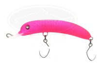 なぶら家 なぶクラ - 55FSR #7 ルミナスピンク (蛍光ピンク) 55mm 2.5g フローティング