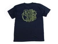 ロデオクラフト Tシャツ - 5.5オンス  #ネイビー/オリーブ Sサイズ