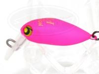 ロデオクラフト プチモカ -  SR-F2 #蛍光ピンク 25mm 1.1g スローフローティング