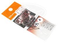ロデオクラフト シングルフック - ロデオクラフト クラッチフック 太軸  #4