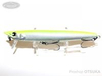 ロデオクラフト M.T ヴォルツ -  130MSF #01 チャートバックシルバーパール 130mm 17g スローフローティング