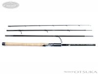 ロデオクラフト 999.9 - ネイティブブラックウルフ 954XH AGS - 9.5ft マルチピースモデル