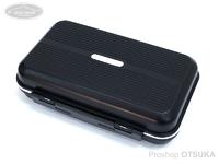 ロデオクラフト RCスプーンケース -  #ブラック サイズ170X110X50mm