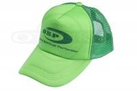 オーエスピー OSP ロゴメッシュキャップ -  #グリーン サイズフリー