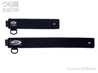 オーエスピー オーエスピー ロッドベルト - - #ブラック S+M(S40mm×200mm M40mm×340mm)