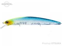 オーエスピー ルドラ - シンキング130SP #PBC-96 アイクルチャートブルーグラス 130mm 20g サスペンド