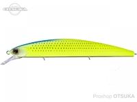 オーエスピー ルドラ - シンキング130SP #PBB-96 アイクルドチャートBB 130mm 20g サスペンド