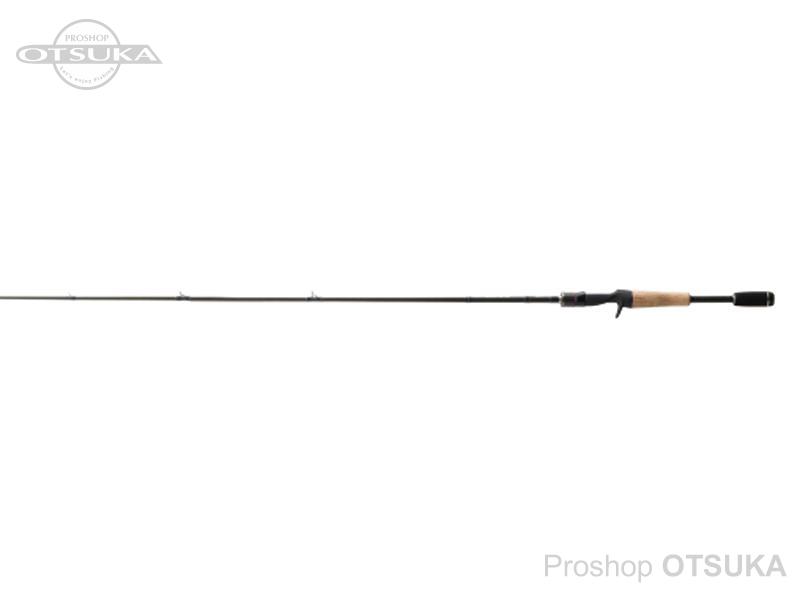 レジットデザイン ワイルドサイド ベイトキャスティングモデル WSC610M 6.10ft 5-18g 8-16lb