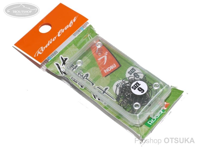 ロデオクラフト シングルフック 佐野針 サイズ #9 -