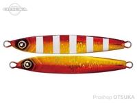 メジャークラフト タチジギ道場 - スタンダード #8 レッドゴールド 100g