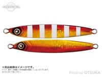 メジャークラフト タチジギ道場 - スタンダード #8 レッドゴールド 120g