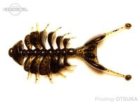 霞デザインオフィス 踊る接骨院 -  3.2インチ  #KD129 グリパンペッパー 3.2インチ Feco エコタックル認定