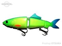 霞デザインオフィス アユクローン - 180  #KDW10 ブルーバックチャート 180mm 56g スローシンキング