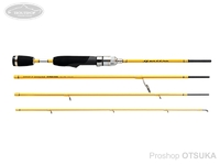 パームス クワトロ - QTRGS-53UL  5.3ft 2-6g 2-4lb