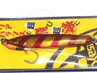 下田漁具 ゼスタ ランウェイターボ -  30g 54 ケイムラゼブラアカキン 7.0cm 30g
