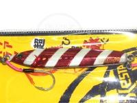 下田漁具 ゼスタ ランウェイターボ -  30g 72 レッドゼブラグロー 7.0cm 30g