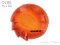 シーフロアコントロール アンモナイト - ヘッド #01 オレンジ 250g