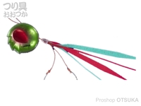 シーフロアコントロール アンモナイト - コンプリート #10 ライダー ジャムフックライト1/0 80g