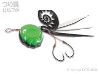 シーフロアコントロール アンモナイト - コンプリート #釣りバカコラボカラー ジャムフックライト1/0 80g