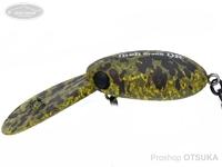 ハンクル インチクランク -  DR F #トッピングフードグロー 2.5cm 1.8g フローティング