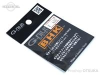 ジーニアスプロジェクト ルアー&フックキーパー - BHK ブラック ステンレス製
