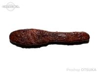 釣り吉ホルモン ぶリーチ -  #02 運Pブラウン 約7.5cm