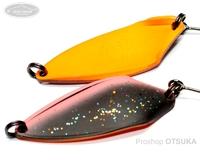 丸湖 フィールド丸湖 -  5g # ブラウン蛍光レッド+蛍光オレンジ 5.0g