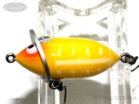 リプライ プラスチックプラグシリーズ - ポケッツ110 #XRY 32.0mm 2.2g フローティング