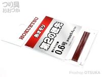 北越産業 糸オモリ - 第2の穂先  0.6号