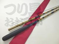 かちどき 匠絆 - 17尺 #人工紋竹x玉虫の段巻き 全長5.1mx継数5本x自重97g