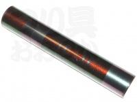 かちどき カーボン製浮子筒 - 30cm #マジョーラグリーンMGR/MBL 30cm