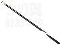かちどき KACHIDOKI-S かちどき S - 15尺 #白段巻 全長4.5mX 自重85gX 継数5本