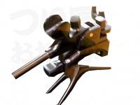 かちどき WPB-3 - 中型 #黒檀 中型 大砲型