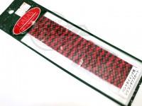 ガイア シリコンタブスカート -  #19 レッドクロー ハンドタイイング用 短冊形
